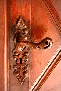 Door, Door Handle, Handle,