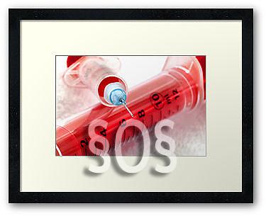 SOS © Liz Collet