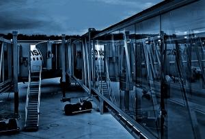 Airport © Liz Collet ,Airport, Lufthansa, Gate, Abflug, Flughafen, Streik, Pilotenstreik,
