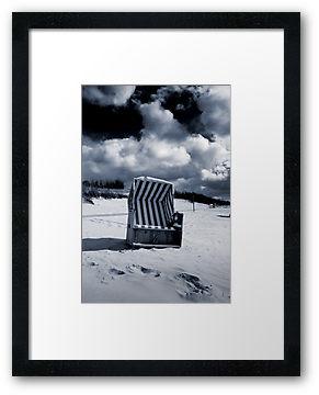 Strandkorb © Liz Collet