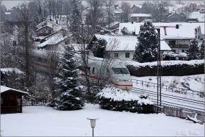 Bahn, Bahnfahrt, Reiseverspätung, Verspätung, Fahrgast, Murnau, Gleis, Zugverkehr, Bahnverkehr,