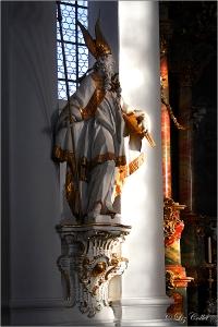 Wieskirche am Weihnachtsmorgen - Sankt Augustinus © Liz Collet
