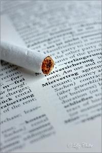 Mietvertrag, Rauchverbot,Vertragliches Rauchverbot © Liz Collet
