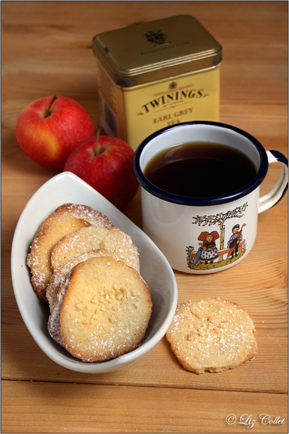 Teatime With Twinings and Cookies © Liz Collet