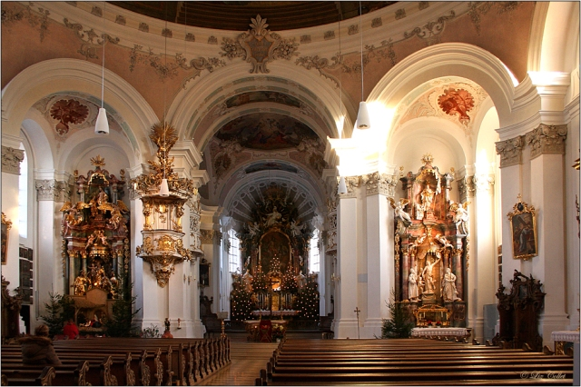 Pfarrkirche Sankt Nikolaus Murnau © Liz Collet