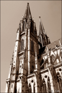 Regensburger Dom © Liz Collet